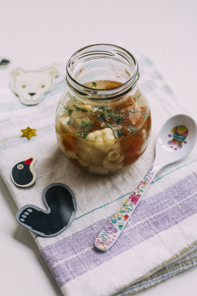 Zupa kalarepkowa 2